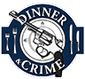 Dinner and Crime Logo