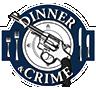 Dinner and Crime Logo